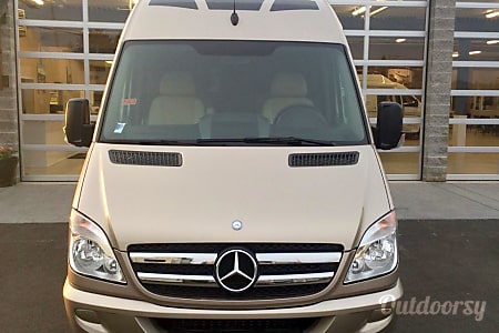 02014 Mercedes-Benz Sprinter  Portland, Oregon