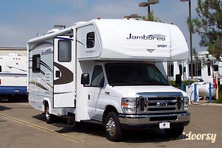 02011 Fleetwood Jamboree Sport  CORONA, CA