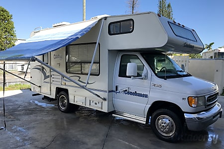 02003 Coachmen Catalina 195rk  Hollywood, FL
