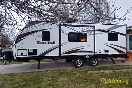02018 Heartland North Trail Caliber  Aurora, CO