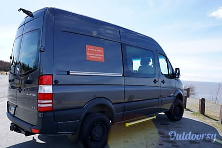 02016 Sprinter 4x4 - Stone Gray  Anchorage, AK