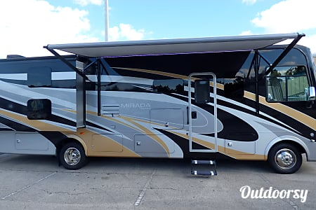 02019 Coachmen Mirada 34BHF  Ormond Beach, FL