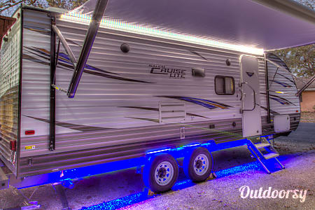 02018 Forest River Cruise Lite 230BHXL  Corsicana, Texas