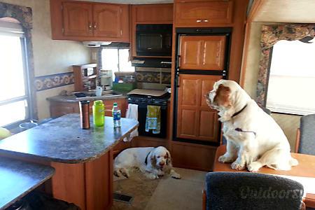 02007 Keystone Cougar  Kalispell, MT