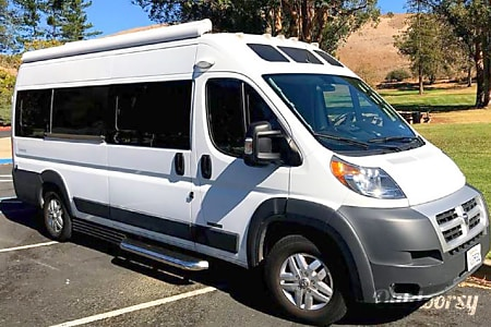 0Roadtrek Simplicity white 513914  Walnut, CA