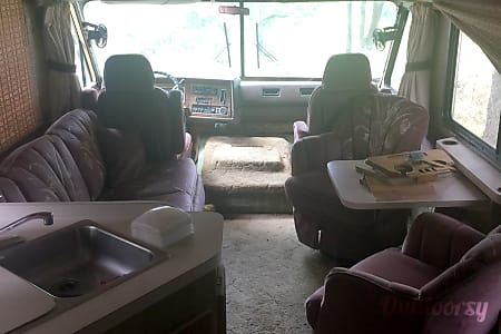 01987 Pace-Arrow 30' Class A Motorhome  Tulsa, OK