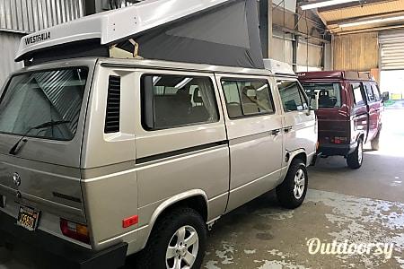 0KODA 1990 Volkswagen Westfalia  Santa Cruz, CA
