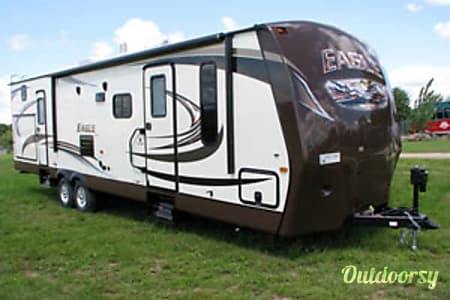 02015 Jayco Eagle 314 BDS  Burlington, Kentucky