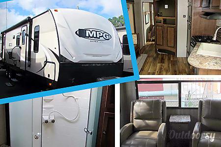 02017 Crossroads Cruiser MPG 2250RB  Jacksonville, FL