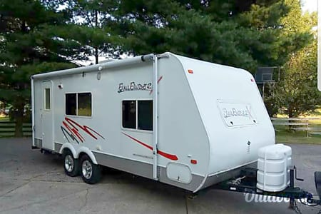 02006 Cruiser Rv Corp Fun Finder  Gosport, IN