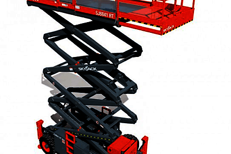 0Snorkel 26' Scissor Lift  Enderby, BC