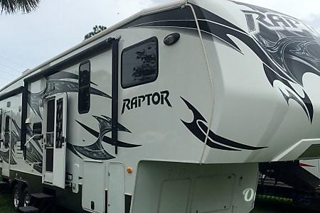02013 Keystone Raptor  Pierson, FL