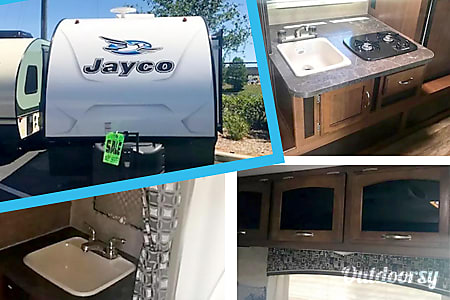 02017 Jayco Hummingbird 17RB  Jacksonville, FL