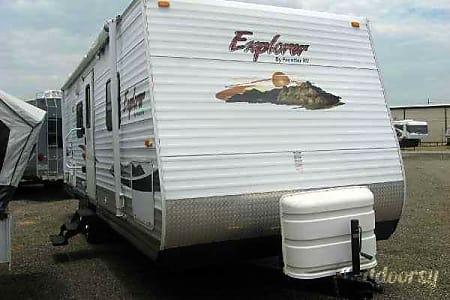 02008 Frontier Explorer 29bhs  Humble, TX