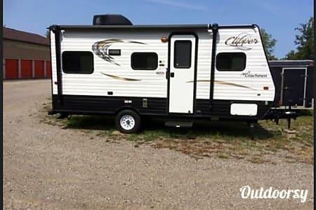 02016 Coachmen Clipper Unit 41  Wayland, MI