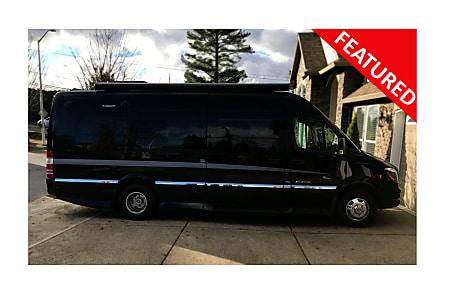 02016 Winnebago Era - Mercedes Sprinter  Portland, Oregon