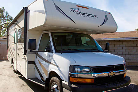 028ft Coachmen Freelander 26RS  San Diego, CA