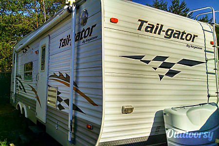 02005 Jayco tailgater  Clyde, North Carolina