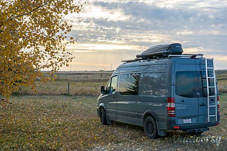 02016 Mercedes-Benz Sprinter  Calgary, Alberta