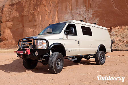 0DELTA - Ford E350 4x4 Sportsmobile  Portland, OR