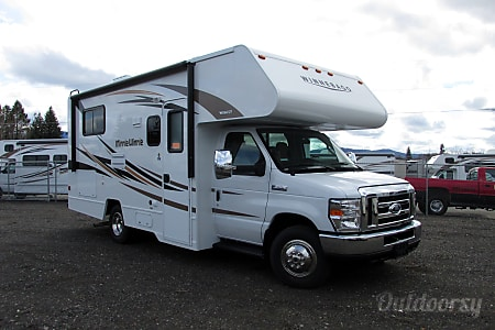 02018 Winnebago Minnie Winnie 22R(2)  Spokane Valley, WA