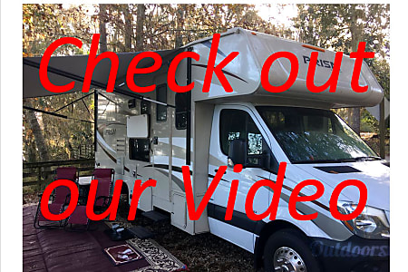 0Watch our VIDEO Link Below -  Love to Tailgate?  Love to Camp?  Love Disney?  Love the Beach?  Love to Explore?  Love to Travel?  Bradenton, FL