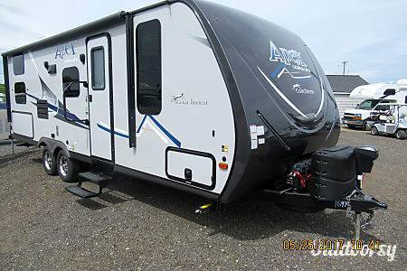 02017 Coachmen Apex 245BHS  Spokane Valley, WA