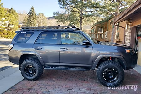 02014 Toyota 4Runner  Golden, CO