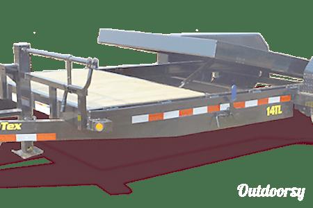 0Big Tex 3/4 tilt 14000 GVW  Enderby, BC