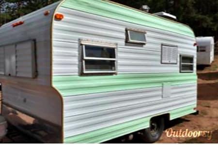 01977 Play-Mor Travel Trailer  Denver, CO