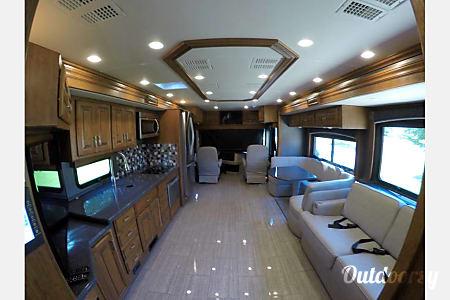 02017 Holiday Rambler Endeavor XE  Las Vegas, Nevada