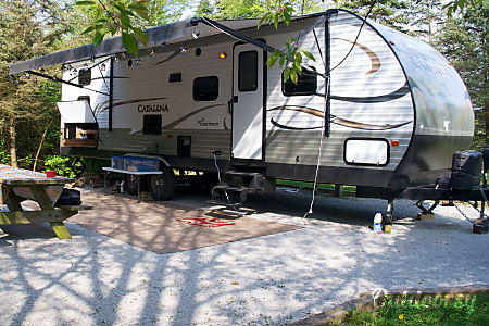 "02014 Coachmen Catalina, ""Family Retreat""  Lafayette, IN"
