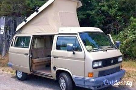 01989 Volkswagen Vanagon  Kihei, HI