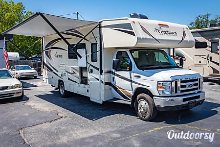 02018 Coachman Freelander 31BH  Acworth, GA