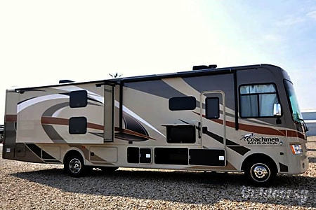 02018 Coachmen Mirada  Fort Worth, TX