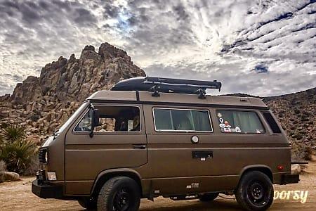 01985 Volkswagen Westfalia  Woodland, CA