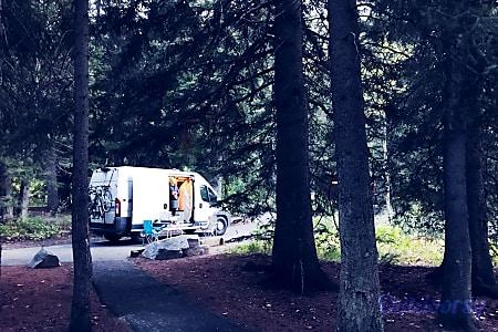 0Custom Solar Powered Camper Van (2014 Ram Promaster 1500)  Charlottesville, VA
