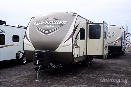 02018 Cruiser Rv Corp Fun Finder  Ottawa, ON