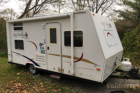02006 Jayco Jay Feather  Cobourg, ON