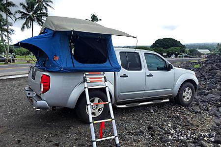 02007 Nissan Frontier SE Crew Cab 4x4  Hilo, HI