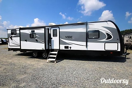 02018 Forest River Vibe Travel Trailer  Sherwood, AR