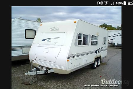 02001 R-Vision Trail-Lite 7230  Greenwood, ON