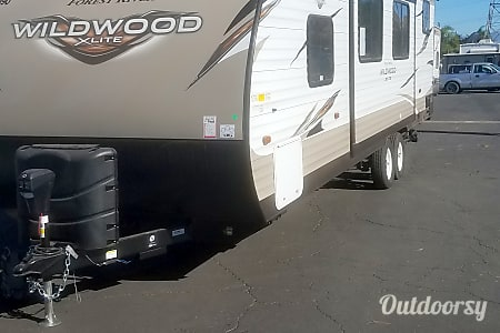 02018 Forest River Wildwood X-Lite  Hesperia, CA