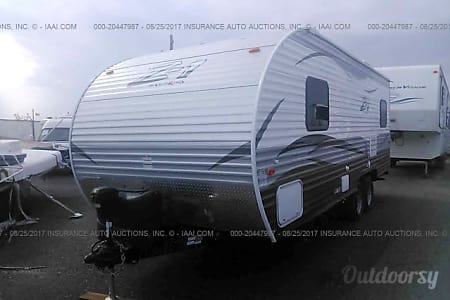 02017 Crossroads Z-1 23 foot travel trailer  Mesa, AZ
