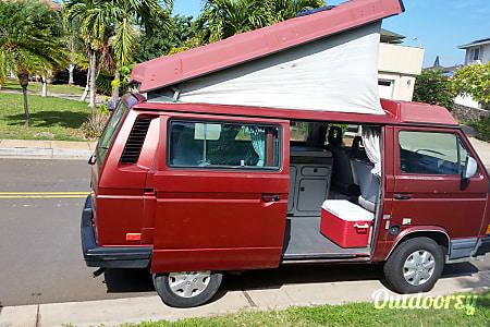 01989 Volkswagen Westfalia  Kihei, HI