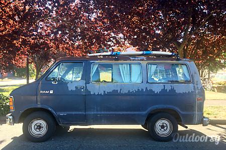 01987 Dodge B150 Van  Seattle, WA