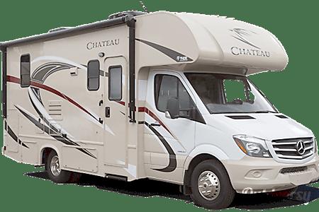 02017 Thor Chateau Mercedes Sprinter (Near Tampa Airport)  Tampa, FL