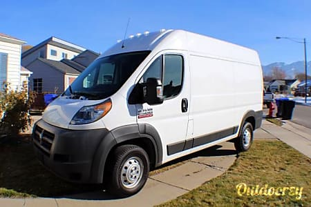 02016 Dodge Pro Master  South Salt Lake, UT