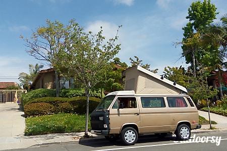 01986 Volkswagen Vanagon  San Diego, CA