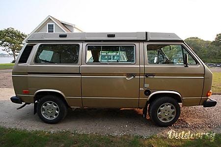 0Vintage Van Adventures -- Goldie  Brunswick, ME
